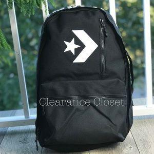 2f55caf8cb28 NWT Converse Street 22 Backpack D Black Unisex